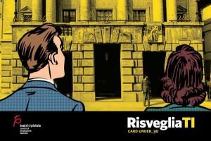 RisvegliatiCard_Under 30 novità Associazione Teatrale Pistoiese