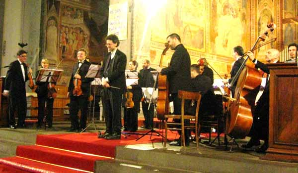 IL BAROCCO IN MUSICA IN DIALOGO FRA PISTOIA E LUCCA