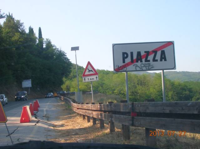 montagna. M5S & STRADE DISASTRATE