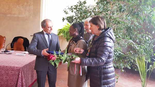 YOLANDE MUKAGASANA, LA TESTIMONE DEL GENOCIDIO IN RWANDA