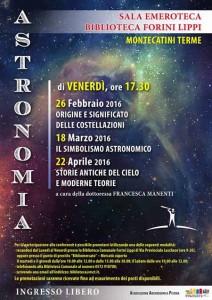 astronomia 18 marzo