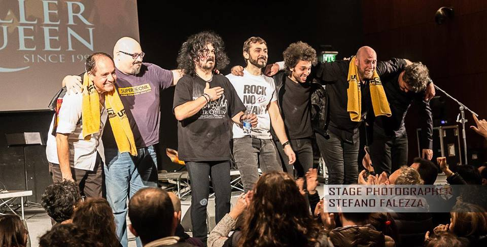 "santomato live. ""THE MAGIC BONES"" E IL TRIBUTO AI QUEEN"