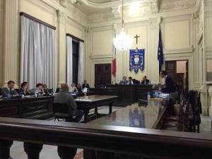 Il consiglio comunale di Montecatini