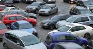 Parcheggio stile Porta Carratica a Pistoia