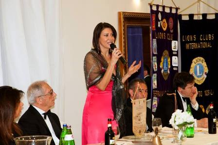 """CHARTER NIGHT"" DEL LIONS CLUB DI SERRAVALLE"