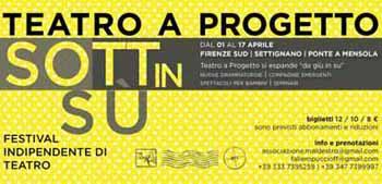 teatro a progetto festival 2016. L'INCANTESIMO DI FARRUSCAD E CHERESTANÌ