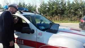 Il comandante della Polizia Municipale di Montemurlo