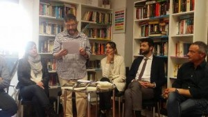 La presentazione del libro di Mauro Fondi