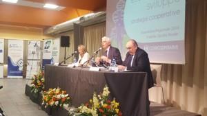 L'assemblea regionale di Confcooperative Toscana 2