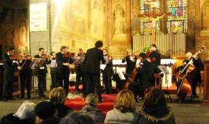 Concerti Grossi del pistoiese Francesco Onorio Manfredini e del lucchese Francesco Xaverio Geminiani con la direzione del Maestro Alan Freiles