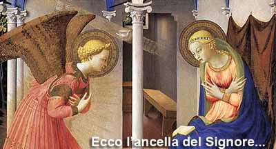 """san[t]ità. LA TOSCANA DI ROSSI E DELL'UFFICIO """"ECCE ANCILLÆ DOMINI"""""""