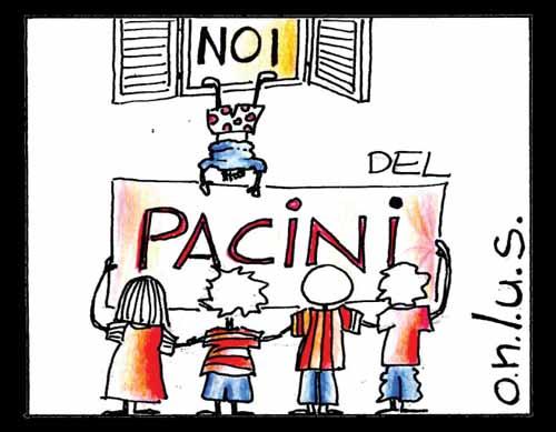 """""""NOI DEL PACINI ONLUS"""", DA QUEST'ANNO IL 5 PER MILLE"""