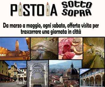 """PISTOIA SOTTOSOPRA"""