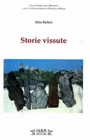 «STORIE VISSUTE», UN LIBRO DI MEMORIE