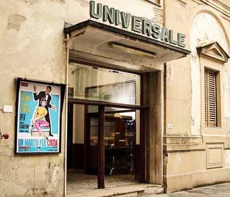 """pistoia. """"L'UNIVERSALE"""" DI MICALI AL CINEMA ROMA"""