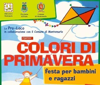 """montemurlo. """"COLORI DI PRIMAVERA 2016"""""""
