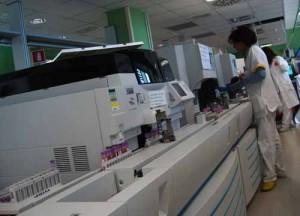 Laboratorio automatico