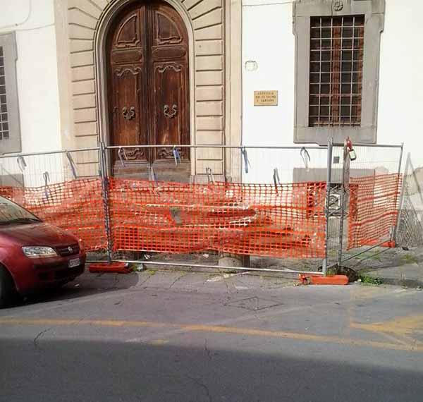 franchini (fdi). «OSPEDALE DI PESCIA DECOROSO?»