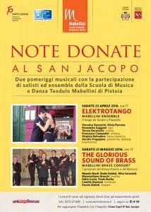 Note Donate