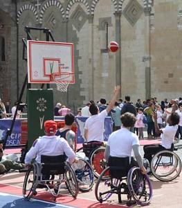 Pistoia Paralympic Day. 1