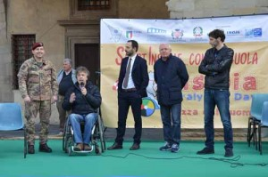 Pistoia Paralympic Day. 2