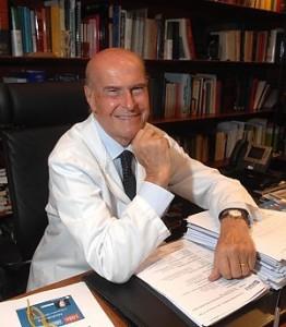 Il Prof. Umberto Veronesi