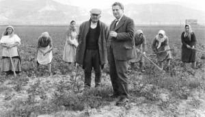 Carlo Levi e i contadini