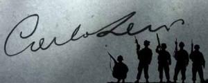 Carlo Levi, la sua firma