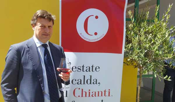 vino. IL CONSORZIO DEL CHIANTI PUNTA ALL'ESTATE