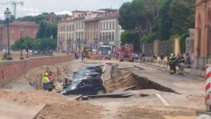 Il disastro di Publiacqua a Firenze