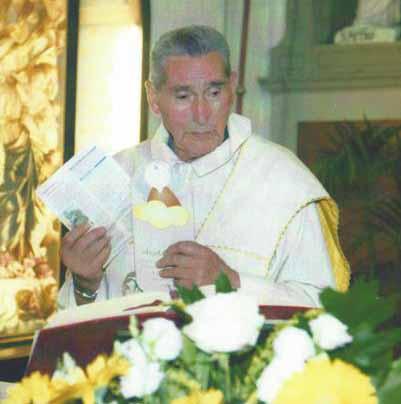 sacerdoti. L'ARCI CANDEGLIA PREMIA DON GIACOMELLI