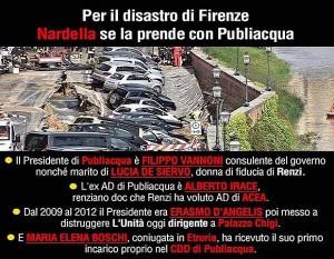 Il Disastro Firenze