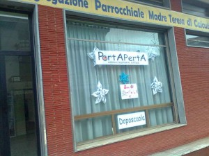 Madre_Teresa_Agliana Porta aperta