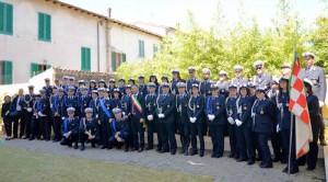 Polizia Municipale Pistoia. 152° anniversario