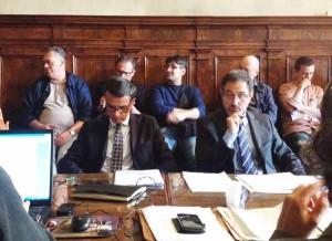 Far.Com., Alessio Poli e il revisore dottor Pratesi