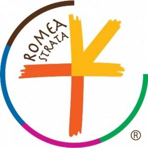 Il logo della Romea Strata