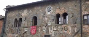 Il palazzo pretorio a Buggiano Castello