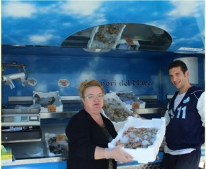 Il pesce del Tirreno anche a Pieve a Nievole
