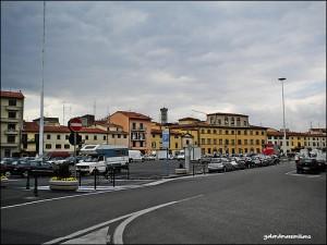 Prato. Piazza Mercatale