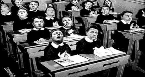 "politicalli scorrett. BULLISMO, OVVERO L'EDUCAZIONE ""ANTIMATERIA"""