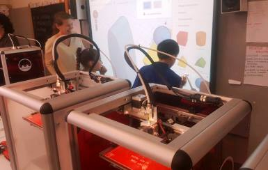 prato-scuola. STAMPANTI 3D IN CINQUE ISTITUTI