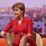 La premier scozzese Sturgeon