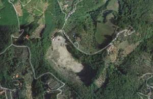 Area delle ex Cave Bruni