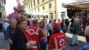 Croce Rossa... sbilanciata?