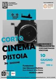 Cortocinema Pistoia 2016