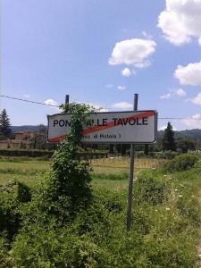 Ponte alle Tavole - Pistoia