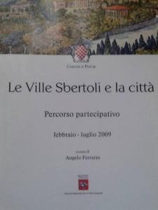 """Le Ville Sbertoli e la città"""