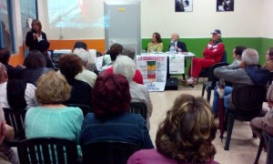 Referendum_ sala parrocchiale Agliana