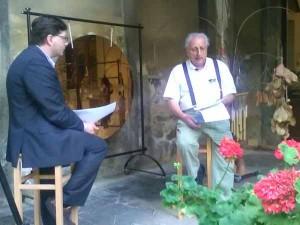 Fagioli intervista Luigi Tronci
