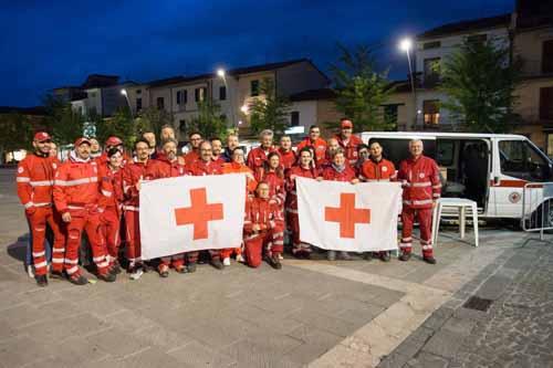 Elicottero Croce Rossa Italiana : Montale linea libera